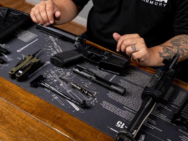 Gunsmith & Armorer