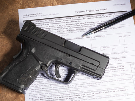 Private Gun Sales (Transfers) in Virgina