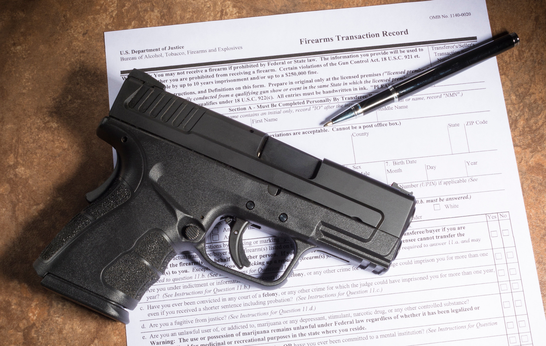 Initiate Firearms Transfer Process