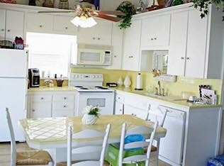 Beach Kitchen Before