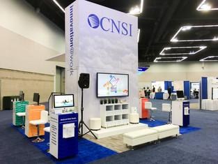 CNSI: Custom Trade Show Booths