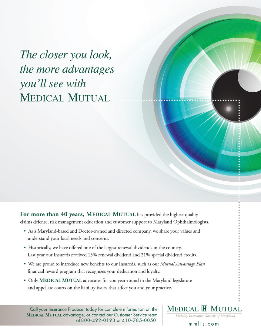 Medical Mutual Collateral