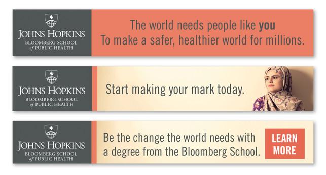 John Hopkins Bloomberg