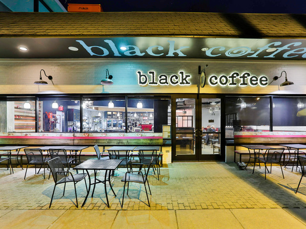 Black Coffee: Restaurant Build-Out