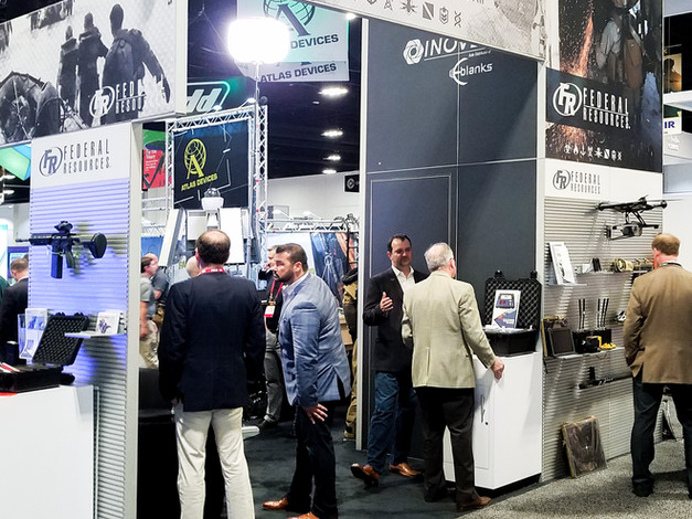 Fed Resources: Modular Booth System