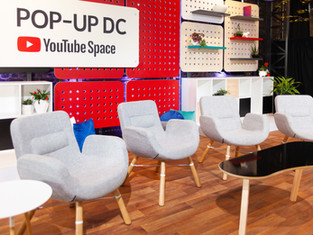 Advoc8 for YouTube: YouTube DC Pop-Up