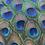 Thumbnail: «Initiales Plumées» 30x40
