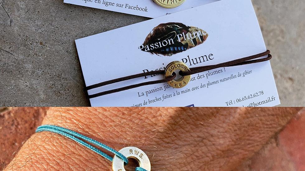 Bracelets «Cartouches»