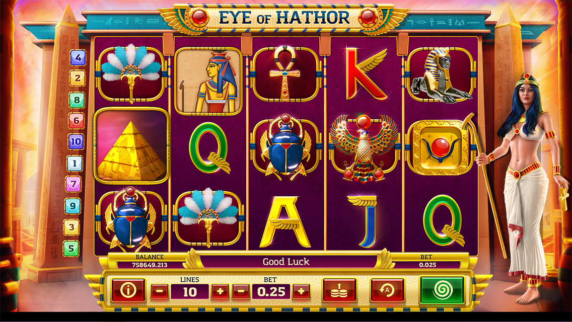 Eye Of Hathor
