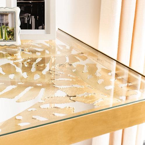 Gold Leaf Desk