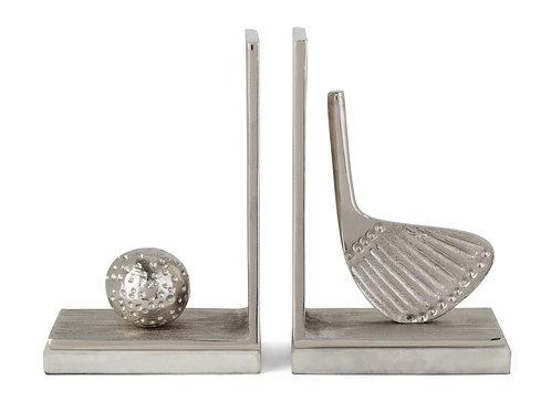 PGA TOUR Mulligan Golf Club & Ball Bookends