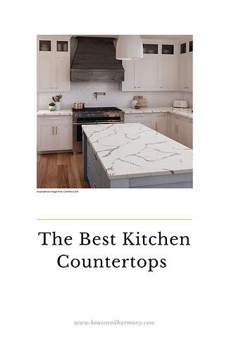 The Best Kitchen Countertops