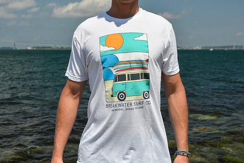 Wave Bus Tee