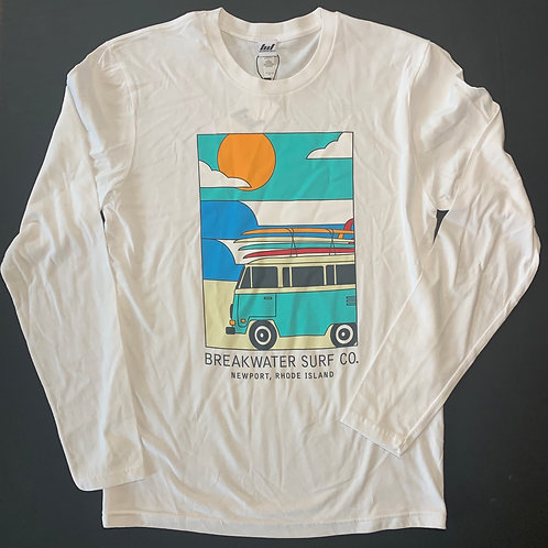 Wave Bus L/S Tee
