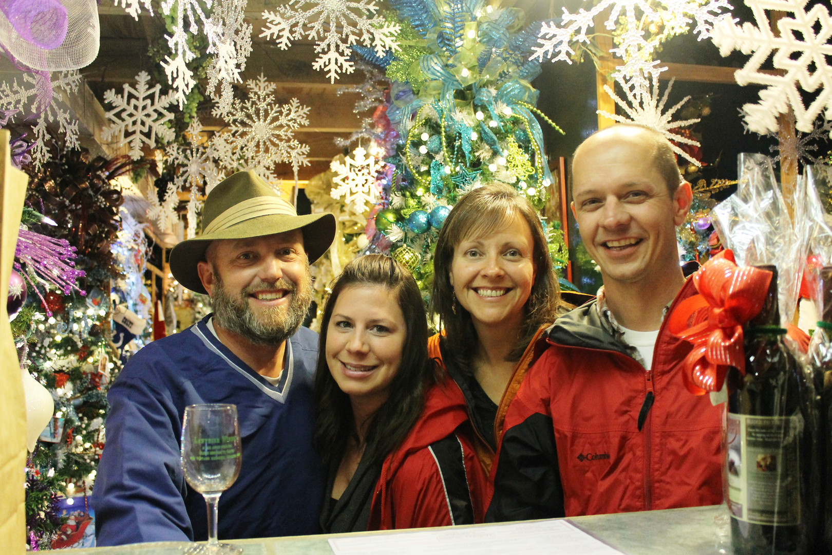 Lanthier Winery Festival of Trees 30ish