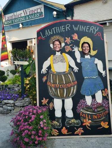 Lanthier Winery funny photos.JPG