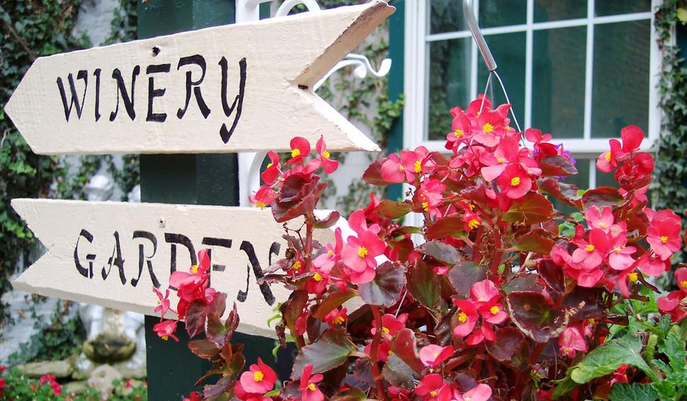 Lanthier Winery garden photo.JPG