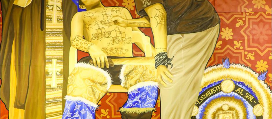 OaxaCalifornia: The Museum of Latin American Art, California.