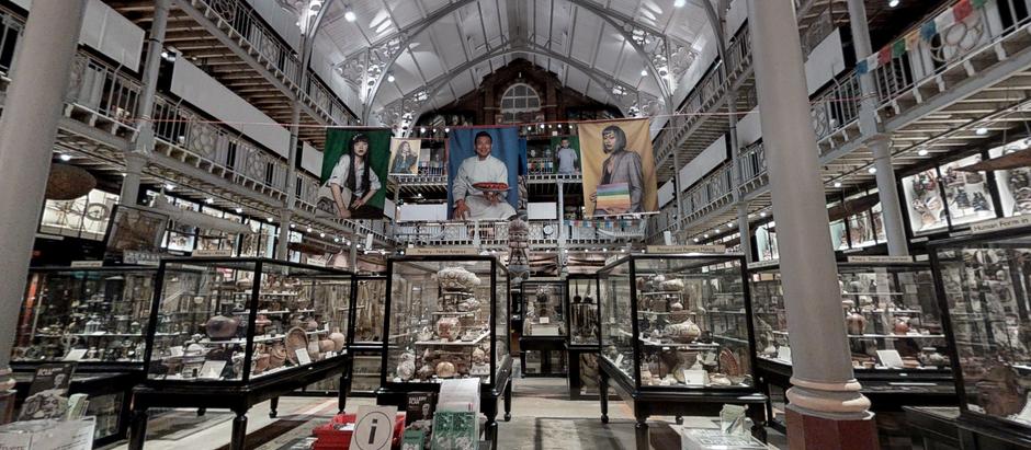 Human Remains, Shrunken Heads and the Pitt Rivers Museum