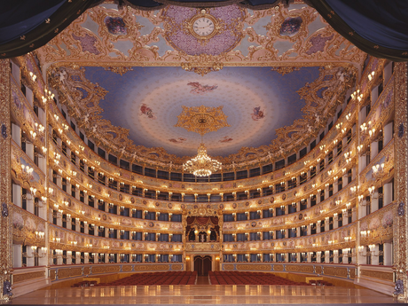 La Fenice Opera House: Live Concerts for Comfort and Hope