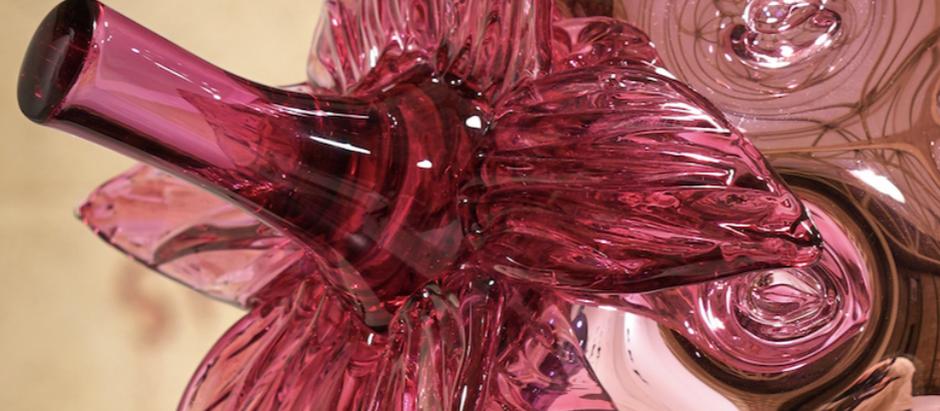 Netflix Series, Blown Away, Elliot Walker's new glass art show.