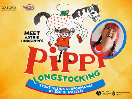 Wizard Presents: Meet Pippi Longstocking