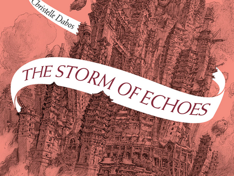 The Storm of Echoes: The Mirror Visitor Series