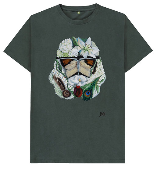 Botanical Stormtrooper Unisex Tee