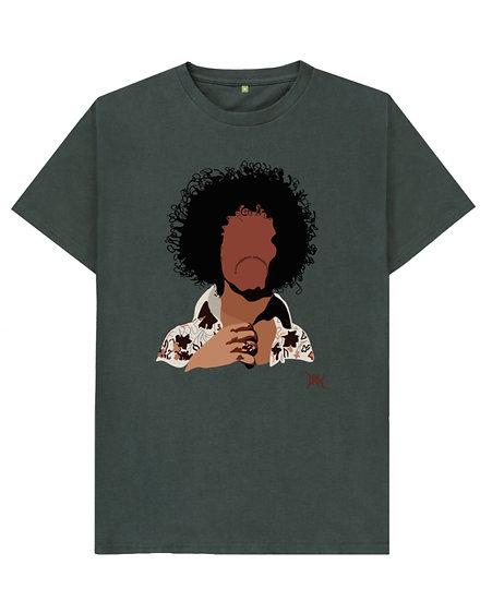 Jimi Hendrix Unisex Tee