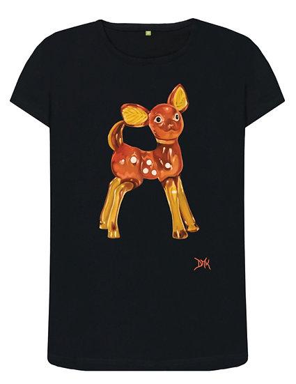 Kitsch Bambi Ladies Tees