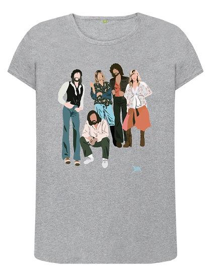 Fleetwood Mac Ladies Tees