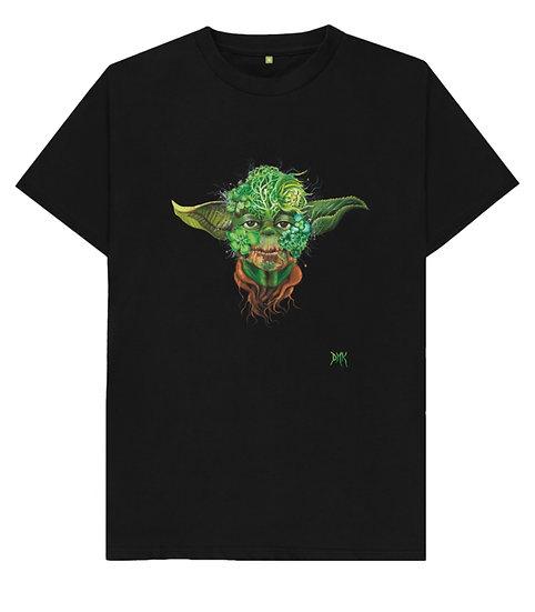 Botanical Yoda Unisex Tee