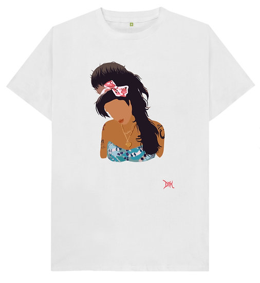 Amy Winehouse Unisex Tee