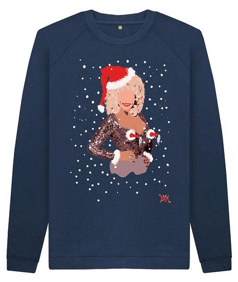 Dolly Christmas Sweatshirt