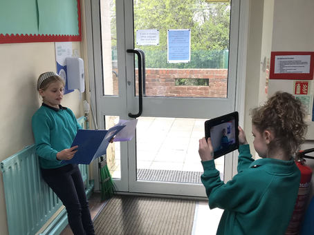 Headteacher's Blog 16th April 2021