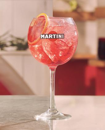 Martini Fiero - 50/50