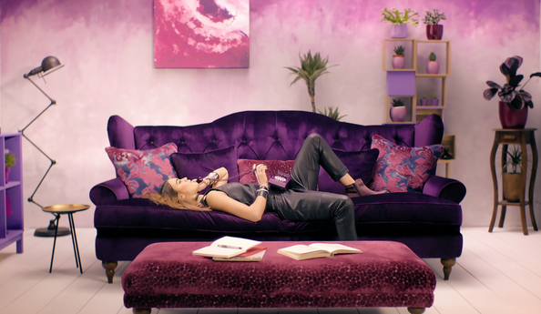SOFOLOGY - FEELING AT HOME ON A SOFA YOU LOVE