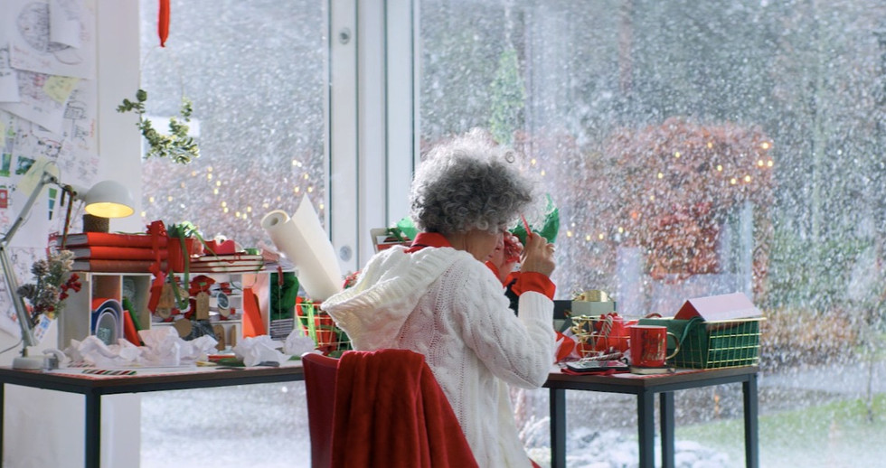 Royal Bank of Scotland: Mrs Claus Means Business