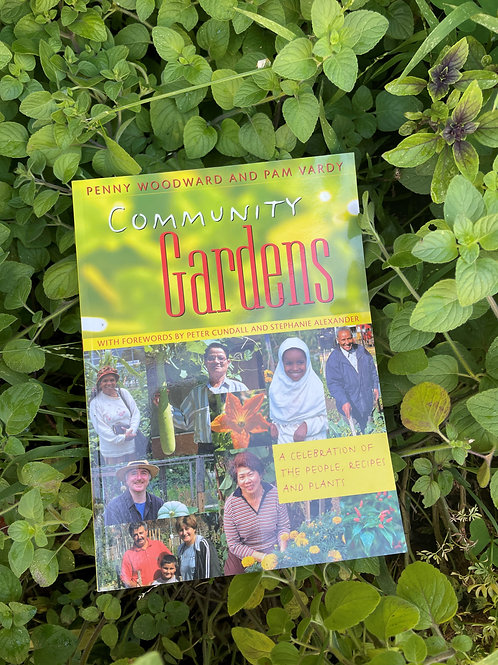 Community Gardens Book
