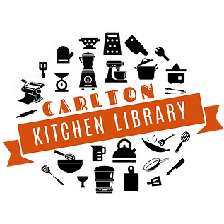 Carlton Kitchen Library Logo Transparent