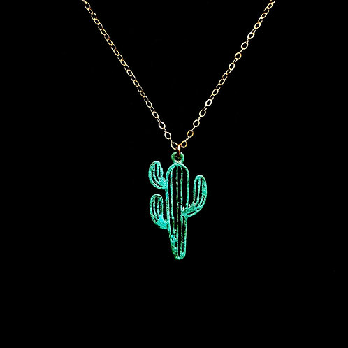 Saguero Necklace