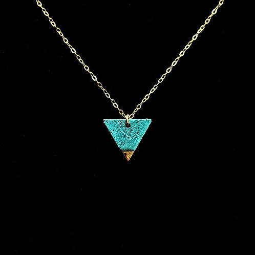 Triangulum Necklace