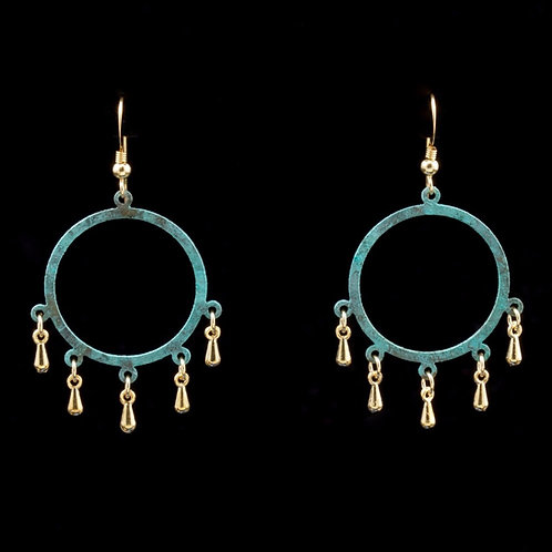 Ojibway Earrings