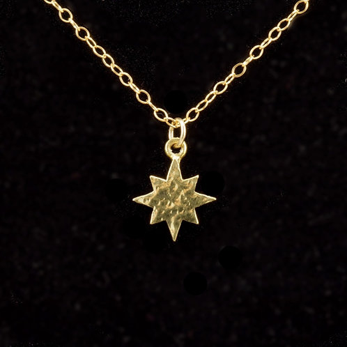 Mini Starburst Necklace