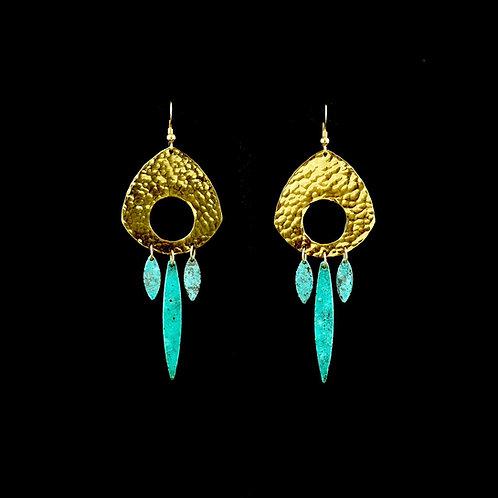 Auyán Earrings
