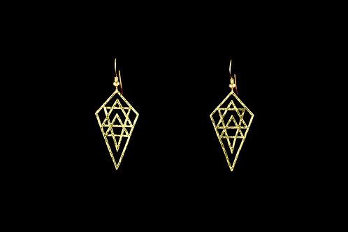 Geometria Sacris Earrings