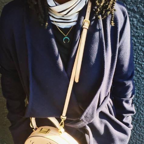 Crescentum Necklace   Modern Artifacts