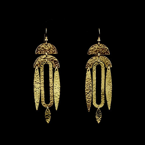 Ekeko Earrings