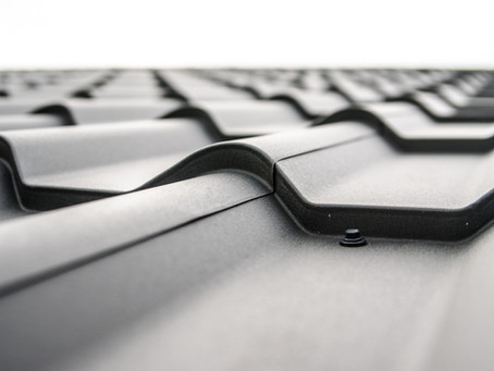 How is Metal Roofing Made? Here is a quick video showing the process from roll to roof...