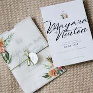 Impressão no envelope